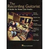 RECORDING GUITARIST HOME STUDIO