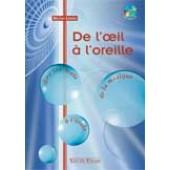 EDELIN M. DE L'OEIL A L'OREILLE AVEC CD