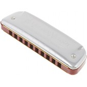 HARMONICA HOHNER GOLDEN MELODY BB