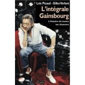 PICAUD L./ VERLANT G. L'INTEGRALE GAINSBOURG