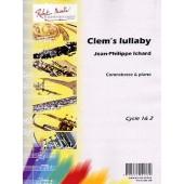 ICHARD J.P. CLEM'S LULLABY CONTREBASSE