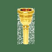 EMBOUCHURE EUPHONIUM DENIS WICK 4880ESMU4 ULTRA  AURIFIEE 4