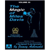 AEBERSOLD VOL 050 THE MAGIC OF MILES DAVIS