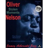 AEBERSOLD VOL 070 OLIVER NELSON STOLEN MOMENTS