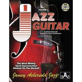 AEBERSOLD VOL 1 HOW TO PLAY JAZZ FOR GUITAR