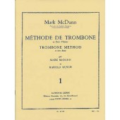 MC DUNN/RUSCH METHODE TROMBONE VOL 1