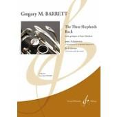BARRETT G.M. THE THREE SHEPERDS ROCK CLARINETTES