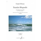 DEBUSSY C. 1RE RHAPSODIE CLARINETTE
