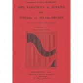 BELTRANDO S. AIRS, VARIATION & SONATES DES 18ME ET 19ME SIECLES VOL 3 HARPE