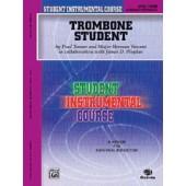 WEBER F./TANNER P. TROMBONE STUDENT VOL 3