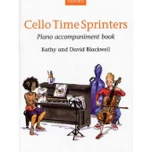 BLACKWELL K. AND D. CELLO TIME SPRINTERS PIANO