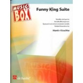 KLASCHKA M. FUNNY KING SUITE MUSIC BOX