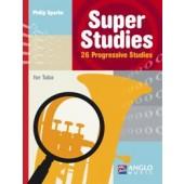 SPARKE P. SUPER STUDIES TUBA UT