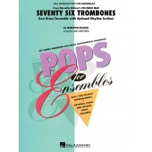 SEVENTY SIX TROMBONES LOW BRASS QUARTET
