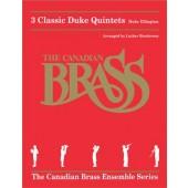 ELLINGTON D. CLASSIC DUKE BRASS CANADIAN QUINTETS