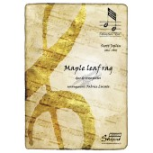JOPLIN S. MAPLE LEAF RAG 2 TROMPETTES