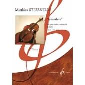 STEFANELLI M. SYNAESTHESIS TRIO