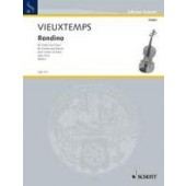VIEUXTEMPS H. RONDINO OP 32/2 VIOLON