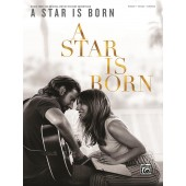 A STAR IS BORN PIANO VOCAL GUITARE