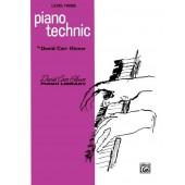 GLOVER D.C. PIANO TECHNIC LEVEL 3