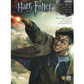 POTTER HARRY COMPLETE FILMS SERIES PIANO SOLOS