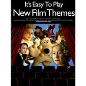 IT'S EASY TO PLAY NEW FILM THEMES PIANO