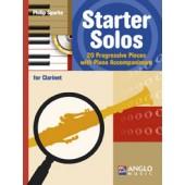 SPARKE P. STARTER SOLOS CLARINETTE