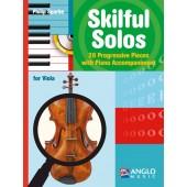 SPARKE P. SKILFUL SOLOS ALTO