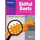 SPARKE P. SKILFUL DUETS TROMPETTES