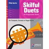 SPARKE P. SKILFUL DUETS TROMPETTES