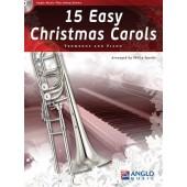 15 EASY CHRISTMAS SOLOS TROMBONE