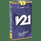 ANCHES VANDOREN V21 N°3 CLARINETTE SIB