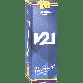 ANCHES VANDOREN V21 N°3 5 CLARINETTE BASSE