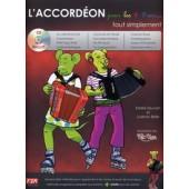 L'ACCORDEON POUR LES 6/9 ANS TOUT SIMPLEMENT