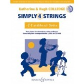 COLLEDGE K./COLLEDGE H. SIMPLY 4 STRINGS A CARIBBEAN SUITE