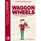COLLEDGE K./H. WAGGON WHEELS VIOLON