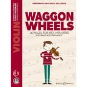 COLLEDGE K.H. WAGGON WHEELS VIOLON