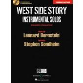 WEST SIDE STORY INSTRUMENTAL SOLOS TROMBONE