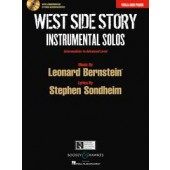 WEST SIDE STORY INSTRUMENTAL SOLOS ALTO