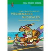 MICHEL J.M. PROMENADES MUSICALES TROMPETTES