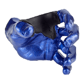 SUPPORT MURAL GUITARE GRIP MALE DEEP BLUE LEFT GG005