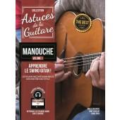 ROUX D./DEBARRE A./DAUSSAT S. ASTUCES DE LA GUITARE MANOUCHE VOL 1