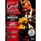 DAUSSAT S./ROUX D. COUP DE POUCE SWING MANOUCHE GUITARE TAB