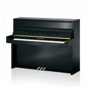 C.BECHSTEIN MILLENIUM RESIDENCE NOIR BRILLANT finition chrome