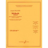 SELLNER J./DEBONDUE A. METHODE VOL 1 ETUDES HAUTBOIS/SAXO