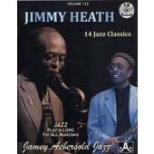 AEBERSOLD VOL 122 JIMMY HEATH 14 JAZZ CLASSICS