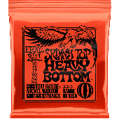 JEU DE CORDES ERNIE BALL 2215 SKINNY TOP HEAVY BOTTOM 10/52