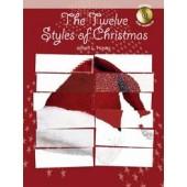 THE TWELVE STYLES OF CHRISTMAS TROMBONE OU EUPHONIUM