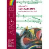 MARTIN G. SUITE PARISIENNE TROMPETTE