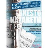 NAZARETH E. A FONTE DO LAMBARI - REBOLICO FLUTES CONTREBASSE